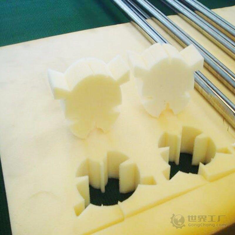数控异形海绵切割机
