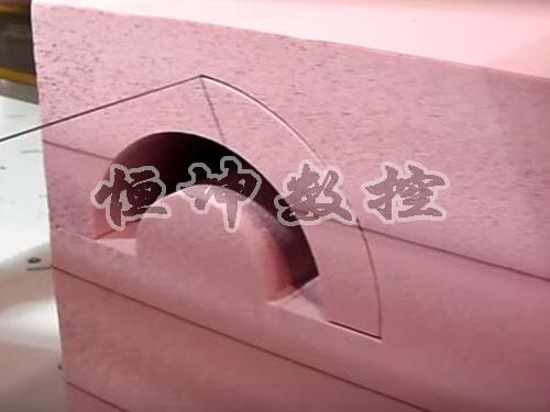 泡沫仿形切割