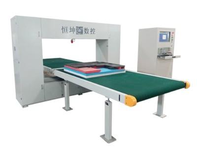 泡绵切割机械厂家恒坤数控之振动刀切割机的安装