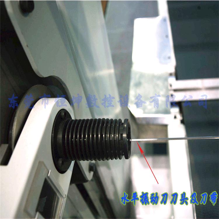 震动刀片海绵切割机