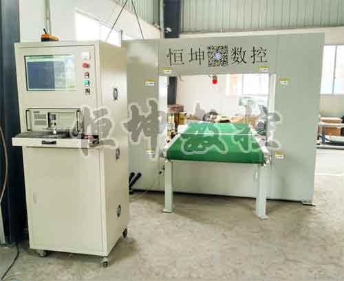 数控线刀切割机  异形EVA加工成型设备
